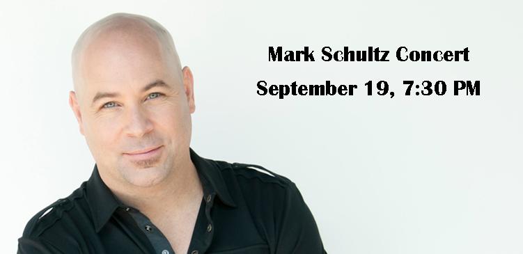 Mark Schultz Concert